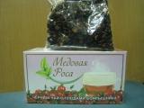 Черный чай с плодами боярышника